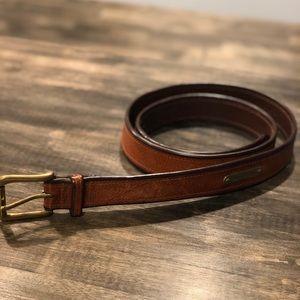Polo Ralph Lauren Italian Leather Men's Belt